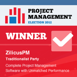 ZilicusPM - The best project management software