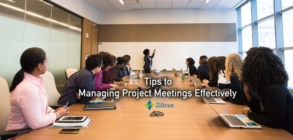 Tips to Manage Project Meetings Effectively