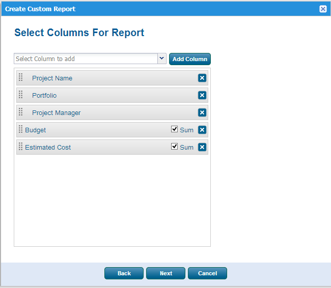 ZilicusPM-Create-Custom-Report-Project-Step-2