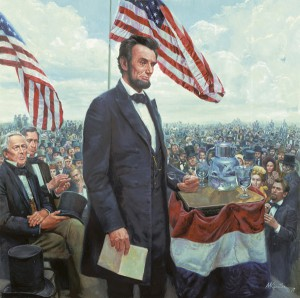Ab Lincoln The Great Leader