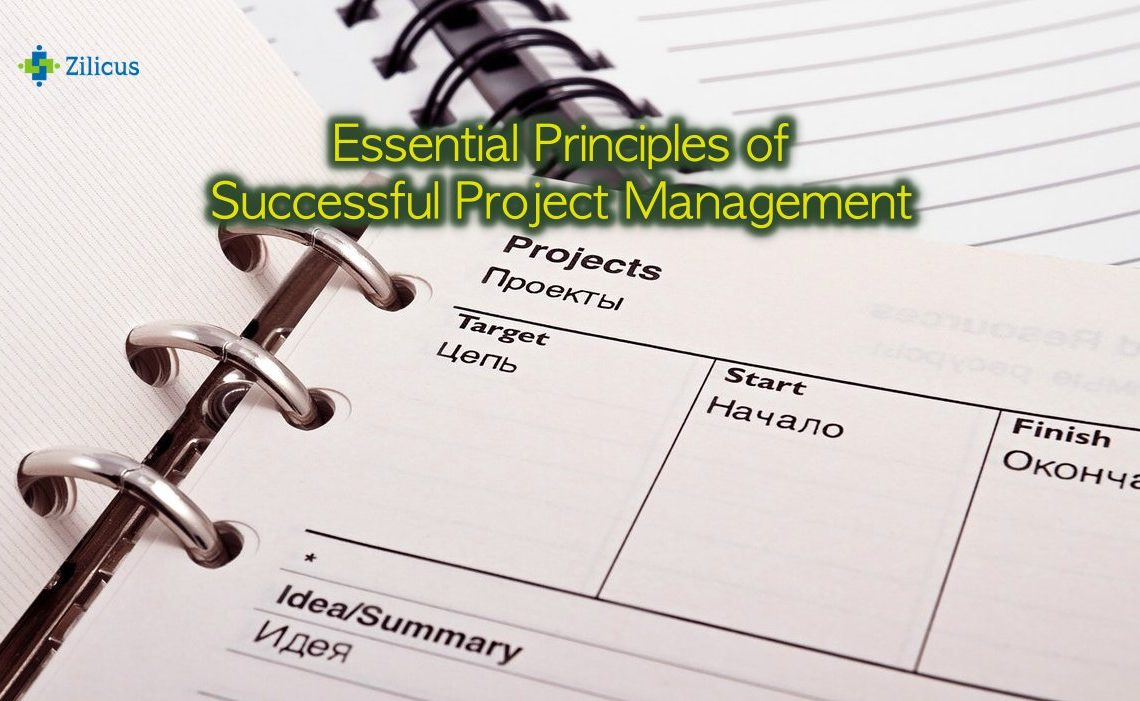 Principles of Successful Project Management