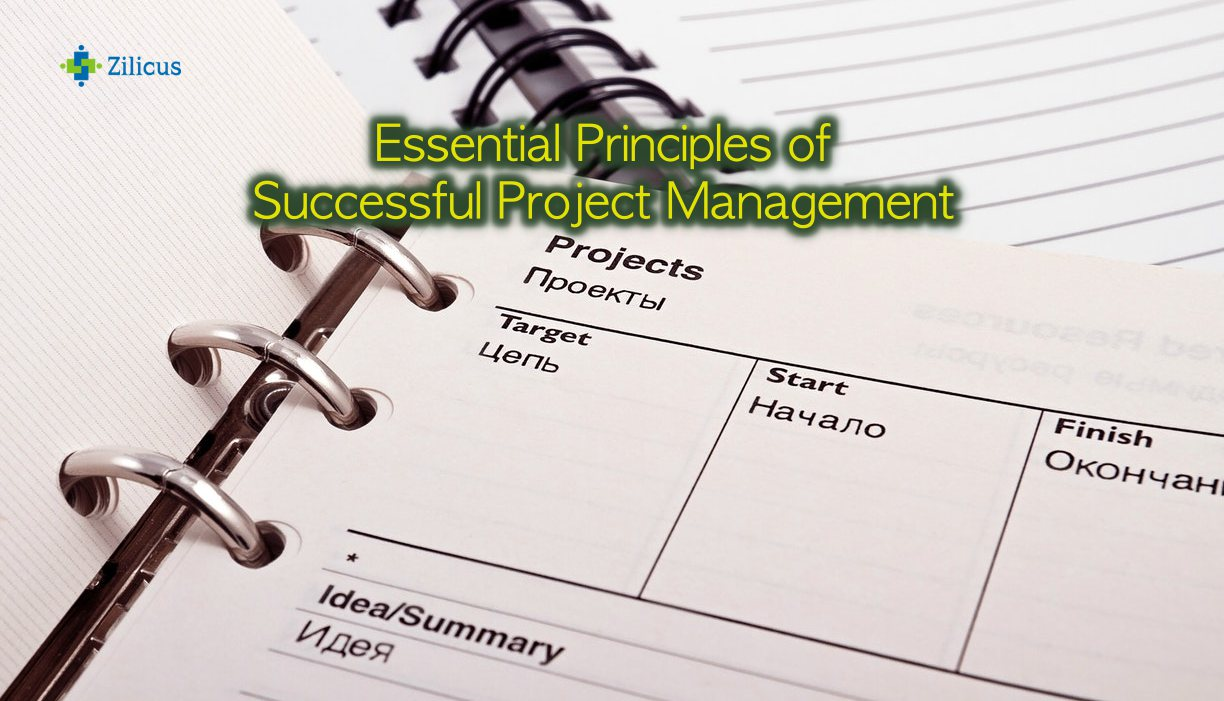 Essential Principles For Successful Project Management