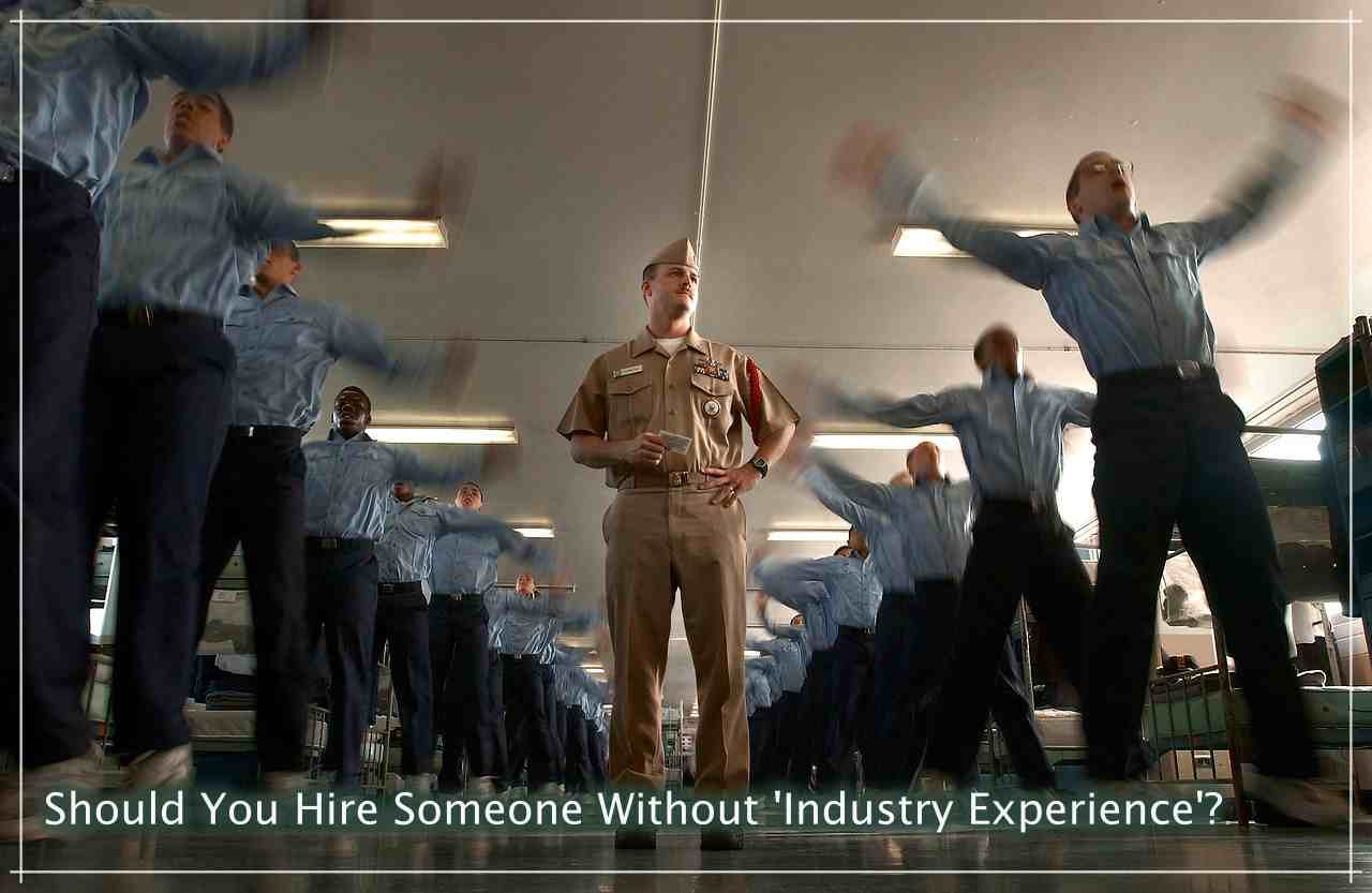 Should You Hire Industry Outsider?