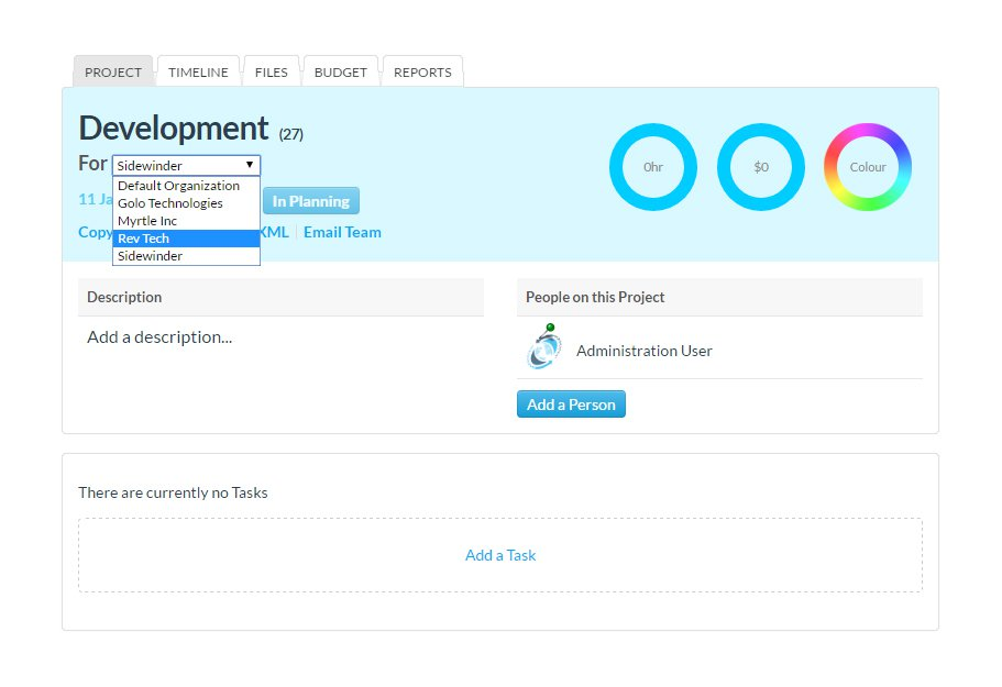 CopperProject - Project Management Software