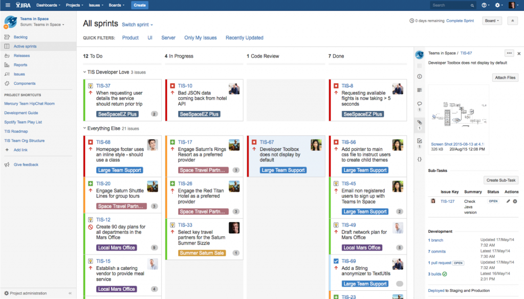 JIRA: Agile Project Management Software