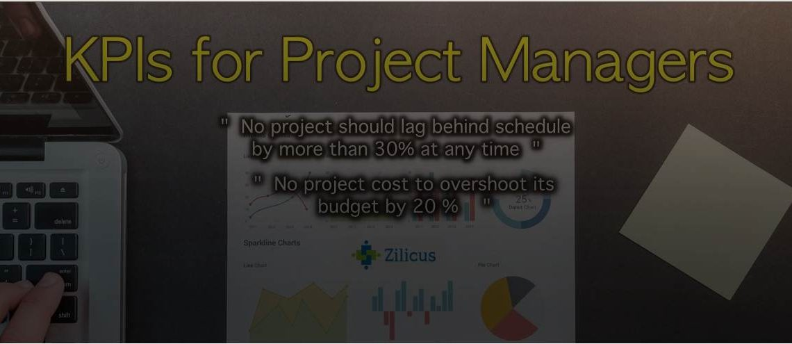 Project Management KPIs for Project Manager