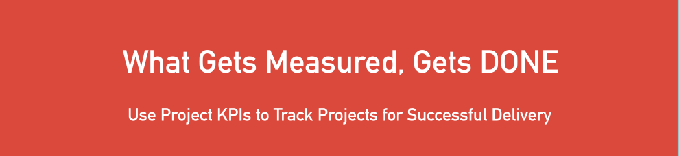 Effective Project Management - Monitoring Project KPIs