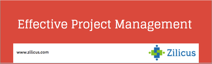 Effective Project Management - The Essentials