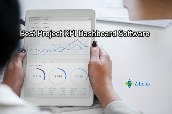 Best Project KPI Dashboard Software
