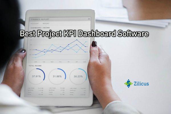 Best Project KPI Dashboard Software