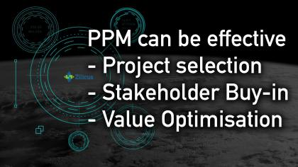 Effective Project Portfolio Management