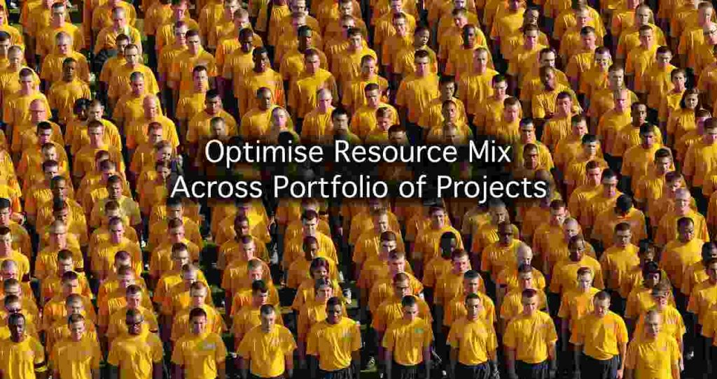 Project Portfolio Management Advantages - Optimise Resource Allocation