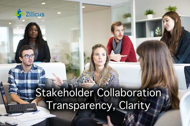 Advantages of Project Portfolio Management - Stakeholder Collaboration