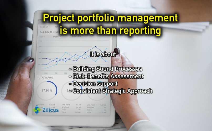 Project Portfolio Management (PPM) Reports