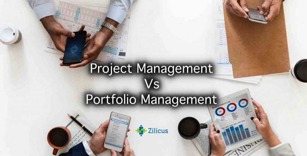 Project Management Vs Project Portfolio Management - Difference