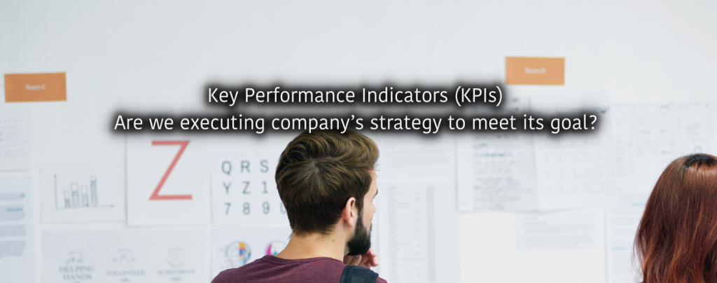 Project Management KPIs - Company Strategy